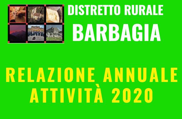 RELAZIONE ANNUALE ATTIVITA' 2020